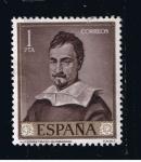 Sellos del Mundo : Europa : España : Edifil  1422  Pintores  Francisco de Zurbarán