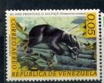 Sellos de America - Venezuela -  Oso frontino