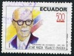Sellos del Mundo : America : Ecuador : José María Velasco Ibarra