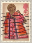 Sellos de Europa - Reino Unido -  Christmas 1972  Angels