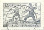 Sellos del Mundo : Europa : Finlandia : SUOMI FINLAND