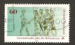 Sellos de Europa - Alemania -  año internacional de las personas disminuidas