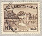 Sellos del Mundo : Asia : Pakistán : embalse