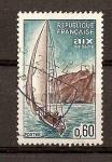 Sellos de Europa - Francia -  Aix-Les-Bains.