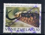Sellos del Mundo : America : Venezuela : Serpiente rabo amarillo