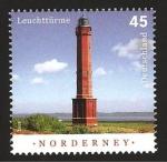 Sellos de Europa - Alemania -  2567 - Faro de Norderney