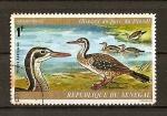 Sellos de Africa - Senegal -  Aves