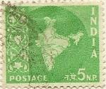 Sellos del Mundo : Asia : India : INDIA POSTAGE