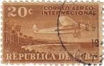 Sellos del Mundo : America : Cuba : Correo aéreo nacional. República de Cuba