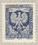 Sellos del Mundo : Europa : Polonia : Escudo aguila