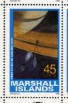 Sellos del Mundo : Oceania : Islas_Marshall : 1989 Exploracion espacial: 1er vuelo a Saturno 1979