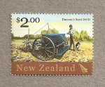 Sellos de Oceania - Nueva Zelanda -  Maquinaria agrícola histórica