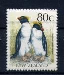 Sellos del Mundo : Oceania : Nueva_Zelanda : Pingüino macaroni