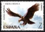 Sellos de Europa - España -  Fauna hispánica. Águila imperial.