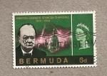 Sellos del Mundo : America : Bermudas : Churchill