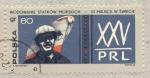 Sellos de Europa - Polonia -  25 aniversario astillero