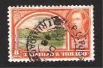 Sellos del Mundo : America : Trinidad_y_Tobago : parque de la reina