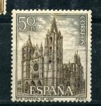 Sellos del Mundo : Europa : España : Catedral de León