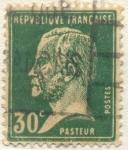 Sellos del Mundo : Europa : Francia : Pasteur