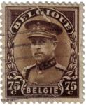 Sellos del Mundo : Europa : Bélgica : Personajes. Belgique