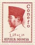 Sellos de Asia - Indonesia -  CONEFO