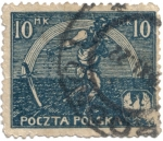 Sellos del Mundo : Europa : Polonia : Poczta Polska. Correo de Polonia.