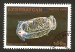 Sellos del Mundo : Asia : Azerbaiyán : medusa, pegea confoederata