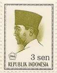 Sellos del Mundo : Asia : Indonesia : REPUBLIK INDONESIA