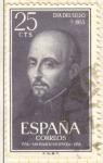 Sellos de Europa - España -  San Ignacio de Loyola.