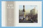 Sellos del Mundo : Europa : Estonia : ESTONIA: Centro histórico ( Ciudad vieja ) de Tallín