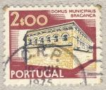 Sellos del Mundo : Europa : Portugal : Domus Municipalis  Bragança
