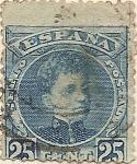 Sellos de Europa - España -  Alfonso XIII. Cadete.