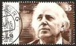 Sellos de Europa - Alemania -  reinhard schwarz schilling, compositor