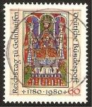 Sellos de Europa - Alemania -  886 - Frederic I y sus hijos