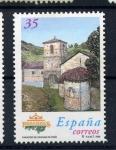 Sellos de Europa - España -  Parador de Cangas de Onís