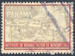 Sellos del Mundo : America : Panamá : Instituto de rehabilitacion de menores 1960