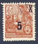 Sellos de Europa - Alemania -  DDR Oficios
