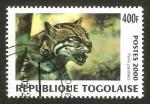 Sellos de Africa - Togo -  felino