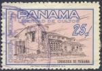 Sellos del Mundo : America : Panamá : Libertad de cultos  Sinagoga de Panama