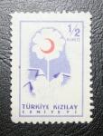 Sellos del Mundo : Asia : Turquía : Turkiye kizilay Cemiyeti