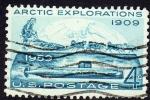 Sellos del Mundo : America : Estados_Unidos : Artic Explorations