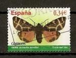 Sellos de Europa - España -  Mariposa Artimelia Latreillei.