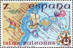 Sellos de Europa - España -  ESPAÑA 1981 2622 Sello Nuevo España Insular Islas Baleares