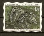 Sellos de Europa - Francia -  Cratere de Vix / Fragmento.